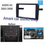 Archive Quality Radio Fascia For Audi A3 Year 2003 To 2008 In Nairobi Central Vehicle Parts Accessories Amani Car Stereo Shop Jiji Co Ke