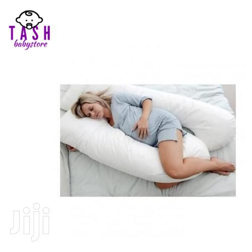 pregnancy maternity pillow back belly body pillow with washable cover