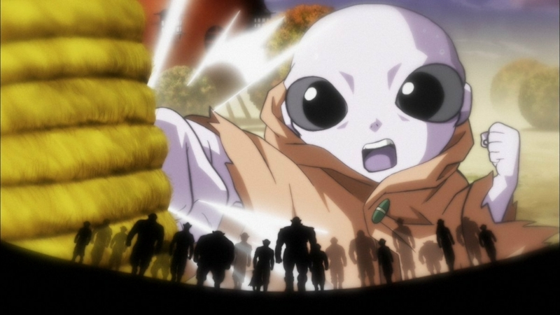 I really enjoyed Jiren's story. A spin off telling his past would be cool