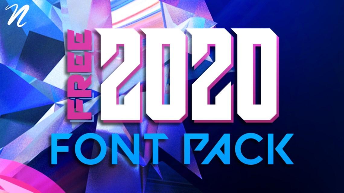 Download Free Huge Font Pack 2020 - Qehzy Store