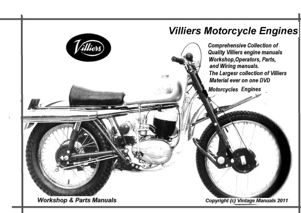 Villiers Motorcycle Engines Parts | disrespect1st com