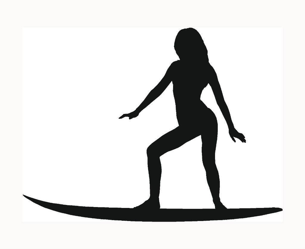 Junior Girls Summer Surfing Program