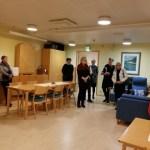 Tampere-Kaleva vieraili Pirkanmaan Hoitokodissa