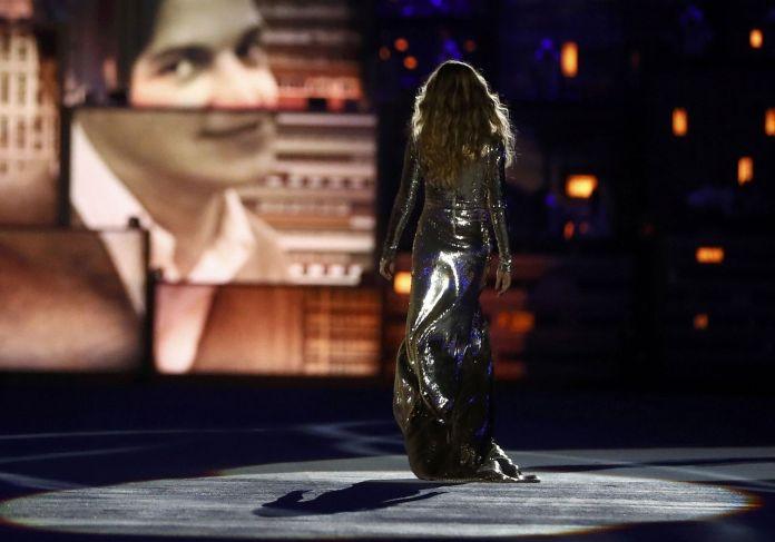 Gisele impulsionam 'Garota de Ipanema' após abertura da Olimpíada