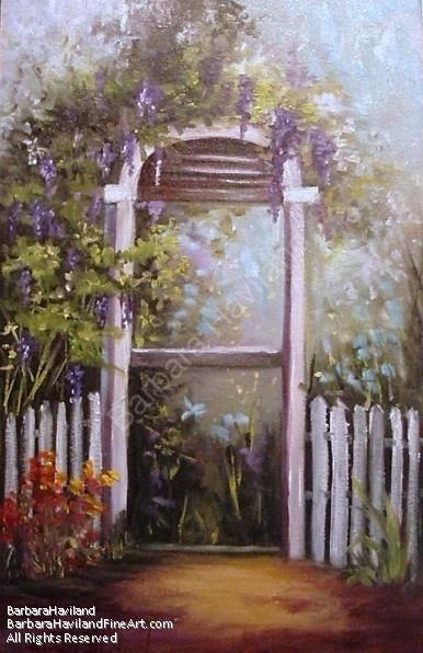 ©: Barbara Haviland-Texas Floral Artist