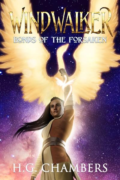 Cover of Windwalker: Bonds of the Forsaken