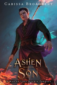Ashen Son by Carissa Broadbent