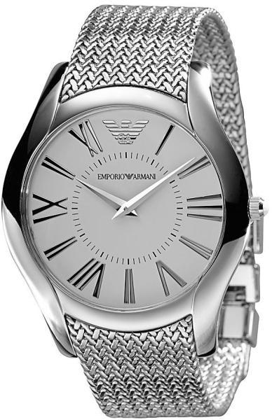Emporio Armani Ar2024 Mens Mesh Bracelet Watch