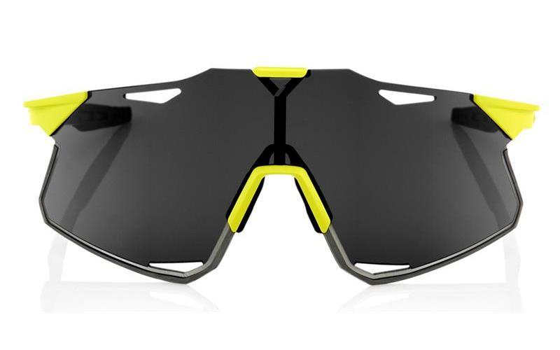 100% HYPERCRAFT Matte Banana - Smoke Lens