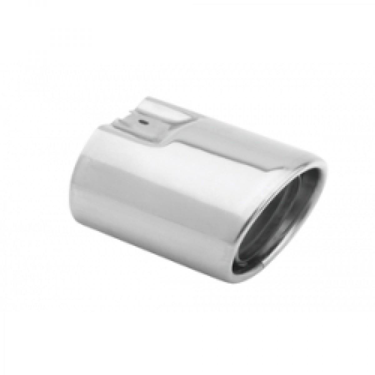 subaru stainless steel exhaust tip