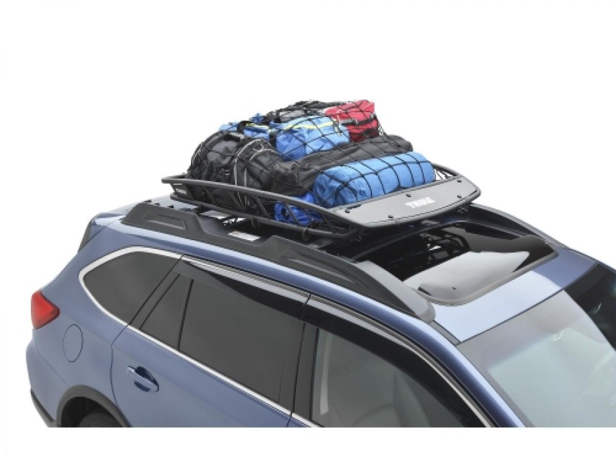 subaru heavy duty roof cargo basket