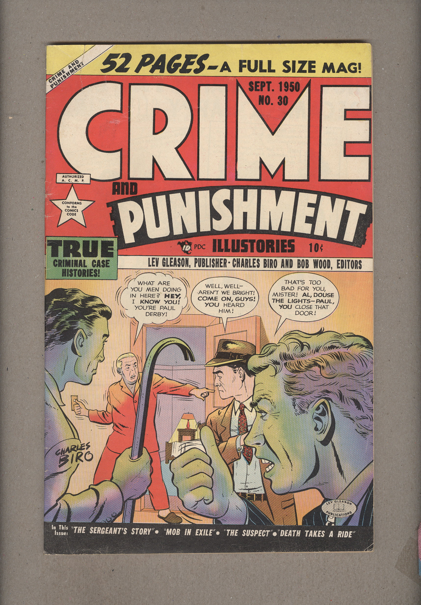 Crime And Punishment 30 Vg 4 0