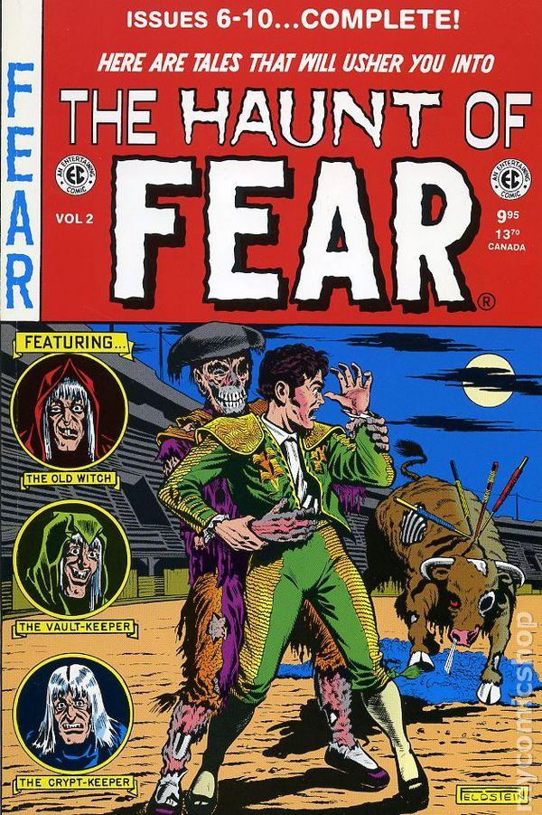 Haunt Of Fear Annual TPB 1994 1999 Gemstone Comic Books