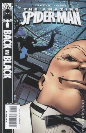 Image result for spiderman back in black