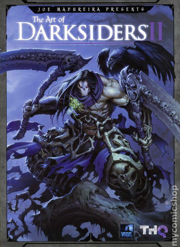 Art Of Darksiders SC 2010 Udon Comic Books