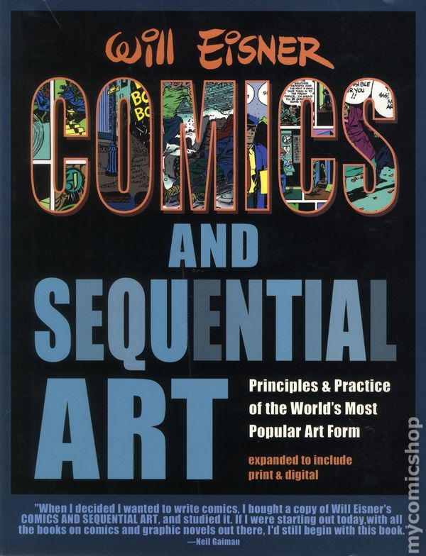 Comics and Sequential Art SC (1990 Poorhouse Press) By ...