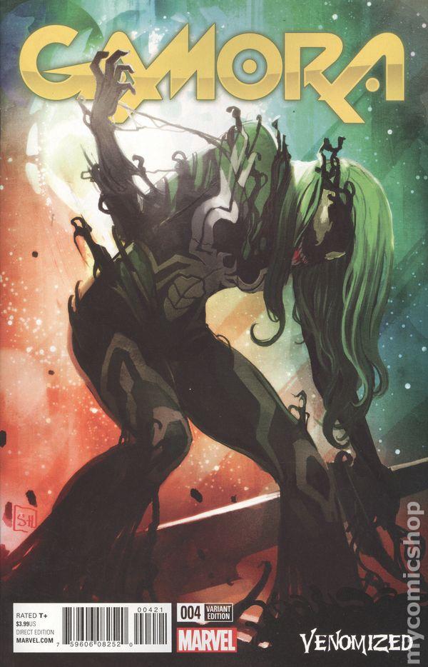 Image of: Wiki Gamora 2016 4b Mycomicshopcom Gamora Comic Books Issue