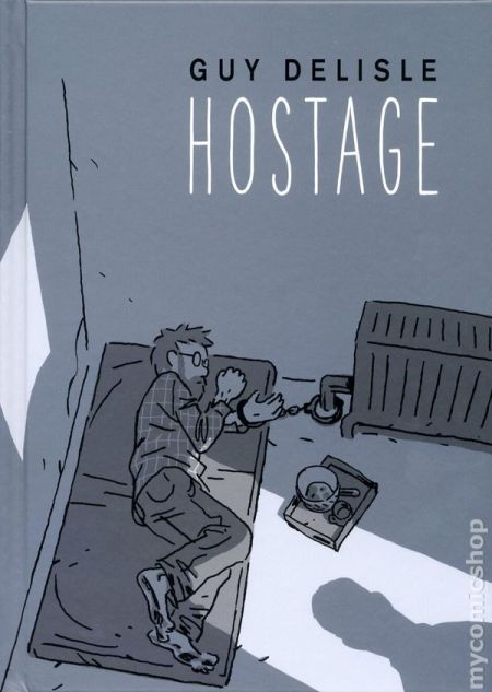 Image result for Hostage comic 2017