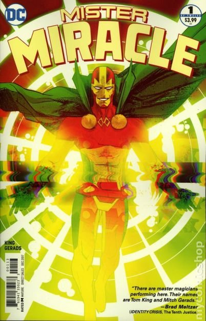 Image result for mister miracle