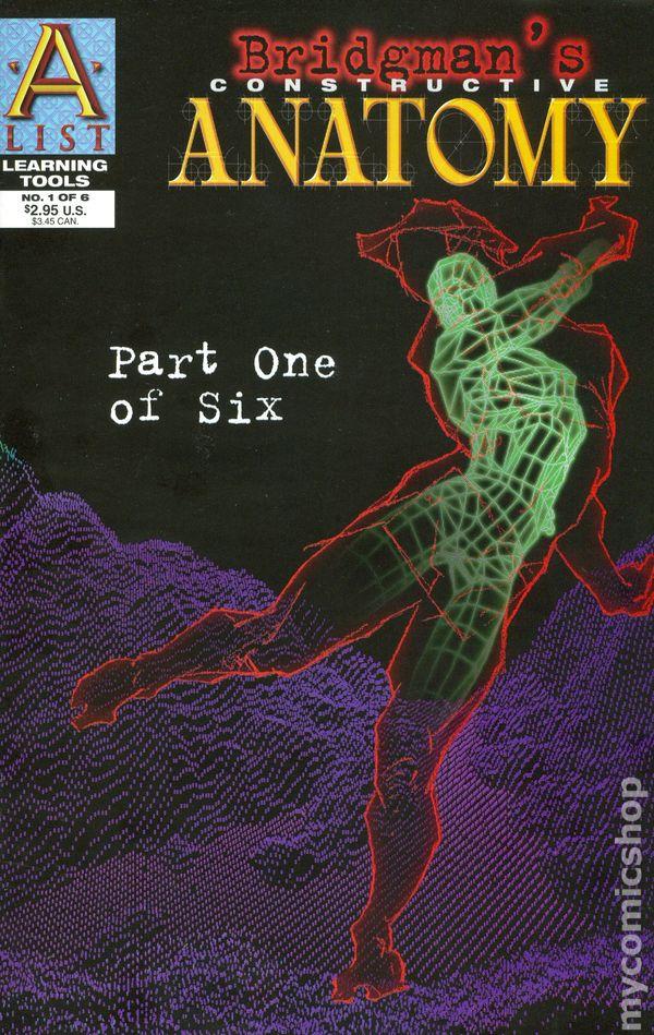 Bridgman's Constructive Anatomy (1998 A-List) comic books