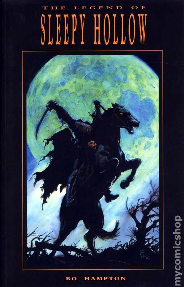 Sleepy Hollow Headless Horseman Comic Book