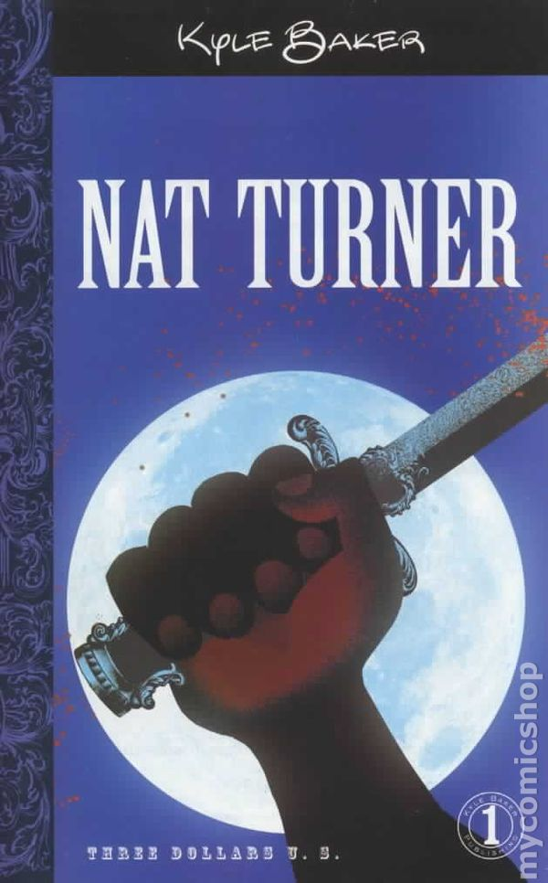 Nat Turner 2005 Comic Books