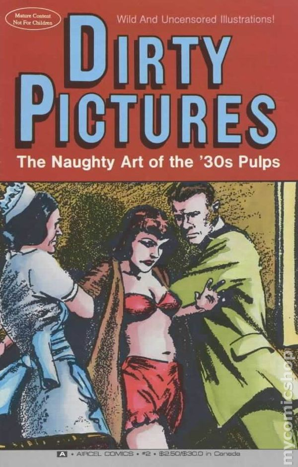 Dirty Pictures (1991) comic books
