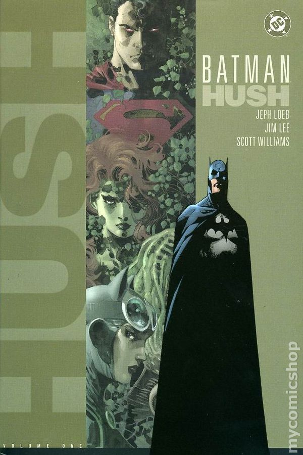 Image result for batman hush vol 1