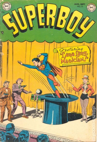 Image result for superboy 21