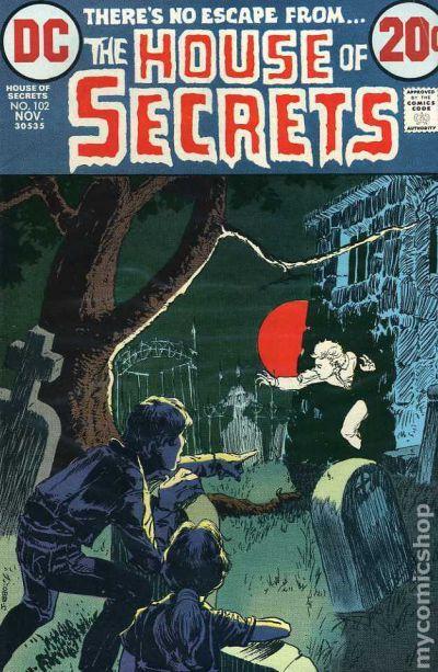 House Of Secrets 1956 1st Series Comic Books