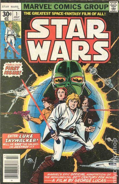 Star Wars comic book - Star Wars 1977