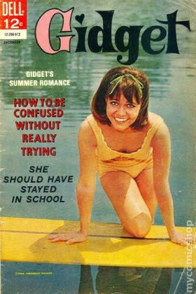 Gidget (1966) comic books