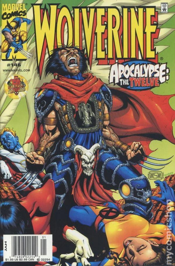 Alliance Ultimate Wolverine