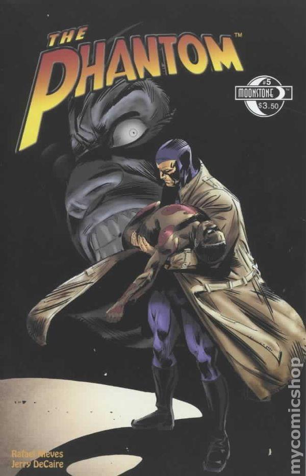 Phantom 2003 Moonstone Comic Books