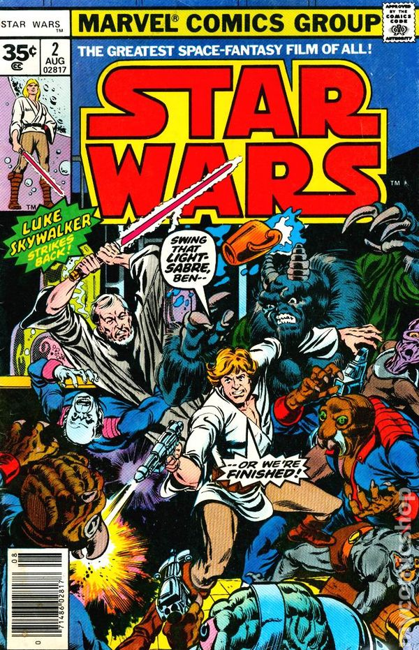 Star Comic Cent 1st Wars Book 35 Issue
