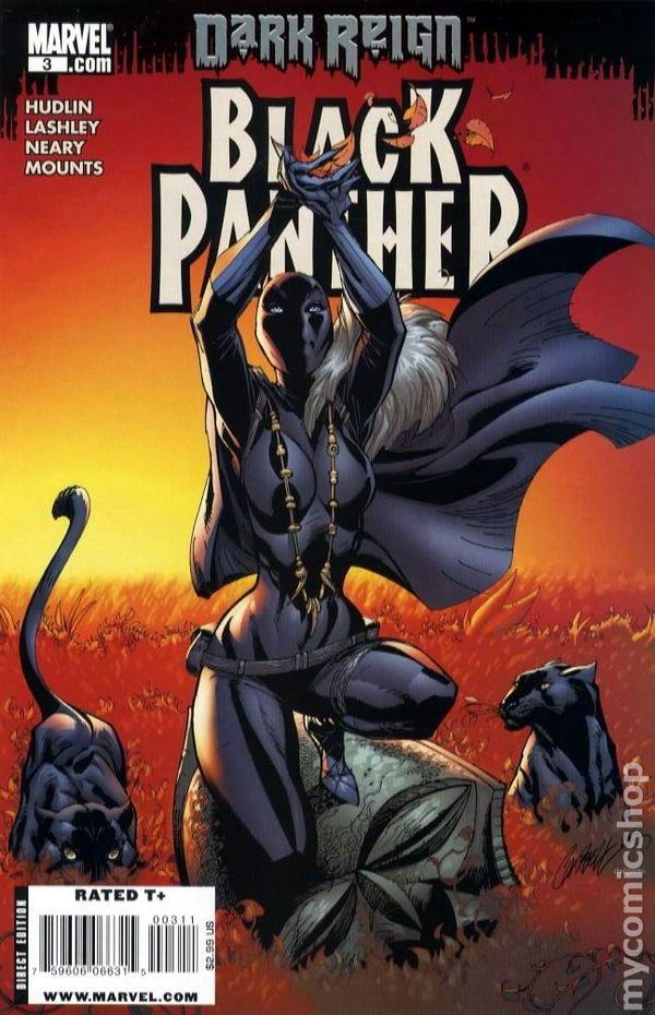 Comics New Comics Black Panter