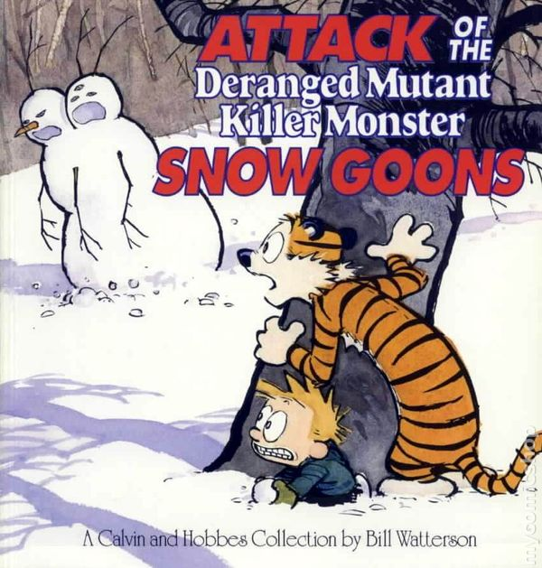 Calvin And Hobbes Snow Goons