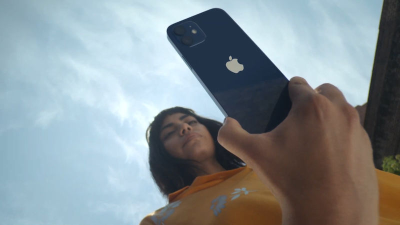 Shoots new iPhones, Apple's profits nearly doubled
