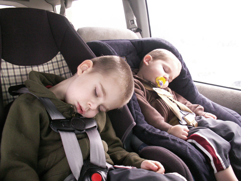 Are Your Kids Getting Enough Sleep