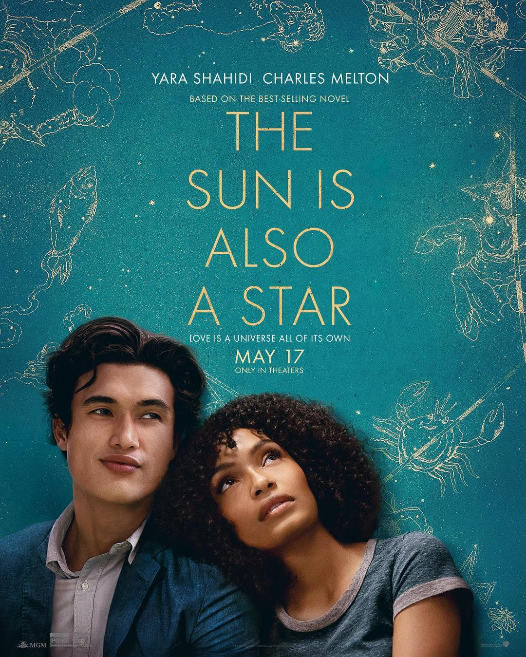 The Sun Is Also A Star Film Releases First Look Photos