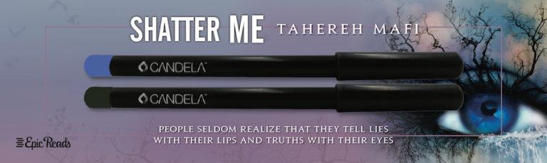 Shatter Me eyeliner set