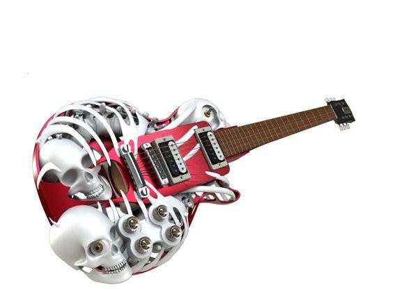 Customuse-3d-printed-guitar-4