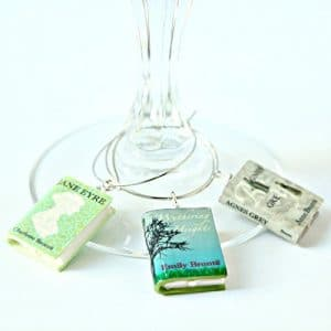 Wine Glass Beverage Charms