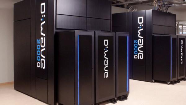 D-Wave debuts new 5,000-qubit quantum computer - SiliconANGLE