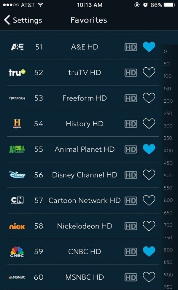 Spectrum TV App: Settings - Welcome to the Forums