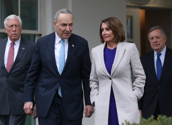 Pelosi And Schumer Demand Equal Air Time After Trump's ...