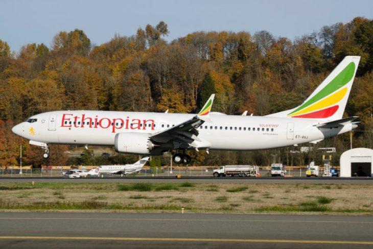 Boeing 737 Max, Ethiopia