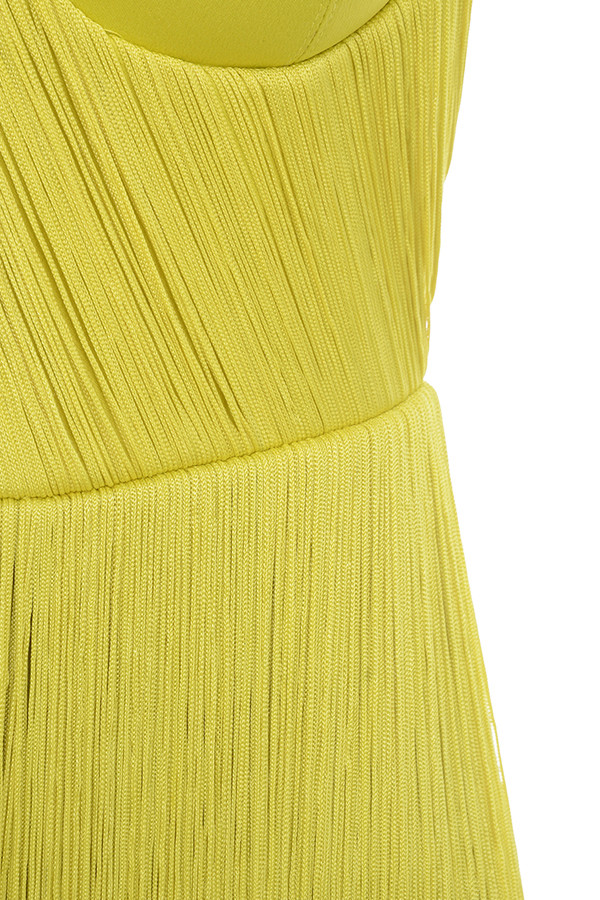 Yellow Dress House Cb