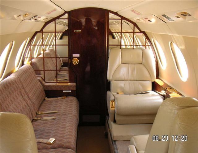 Premier Jet Aviation Jetav Dassault Falcon 50EX