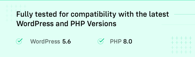 Wordpress theme for php 8